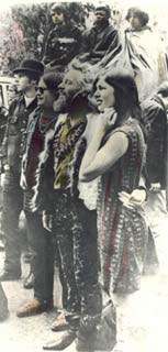 Gil, Acid Eric, & Friends at a Love-In in San Francisco in 1967